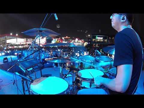 Dia (Sammy Simorangkir), Handy Salim Drum Cover Mp3