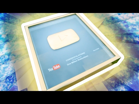 Thumbnail: THE SUPER GOLD PLAY BUTTON!!!