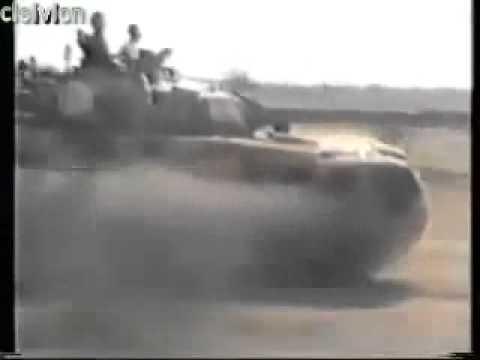Road to Delhi - Al Khalid power ~ Pakistani Killer Machine
