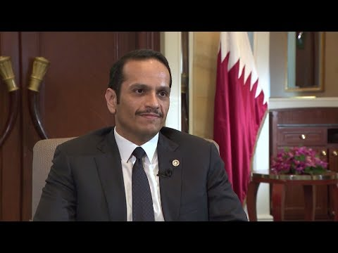 Qatar FM Interview with Nancy Hungerford  - CNBC