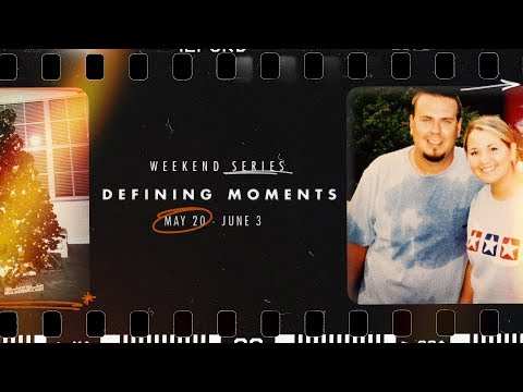 Defining Moments - Danny Cox | Troy LIVE