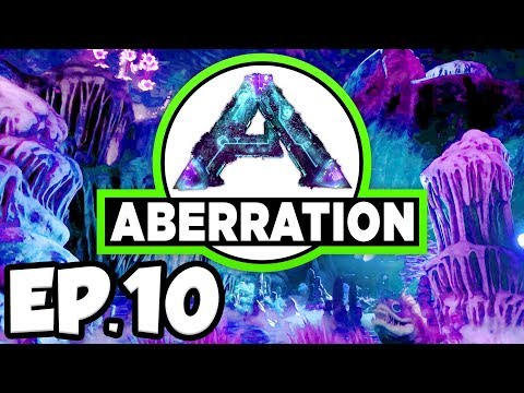 ARK: Aberration Ep.10 - CLIMBING PICK, XP BOOST DINOSAURS, TOOL UPGRADES (Modded Dinosaurs Gameplay)