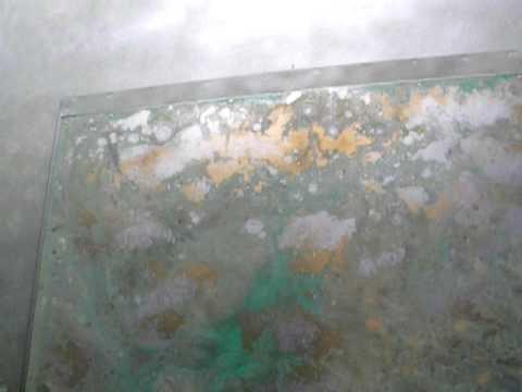 fontana da parete , muro dacqua , muro a cascata dacqua - YouTube