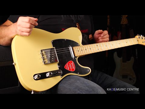 New 'N Cool - Fender American Special Telecaster