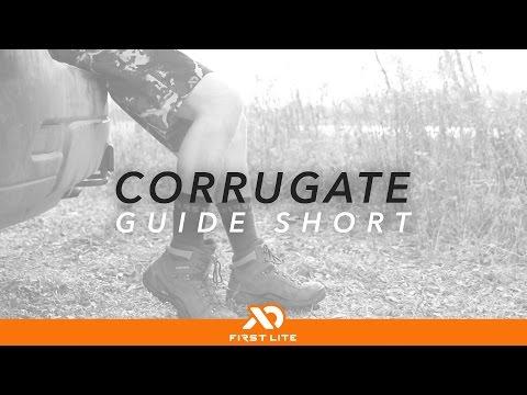 Corrugate Short