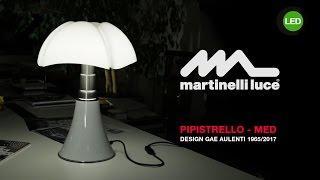 PIPISTRELLO - MED Design Gae Aulenti 1965/2017
