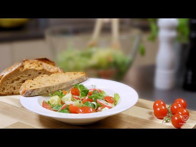 LGV Frischgemüse - Frühlingssalat