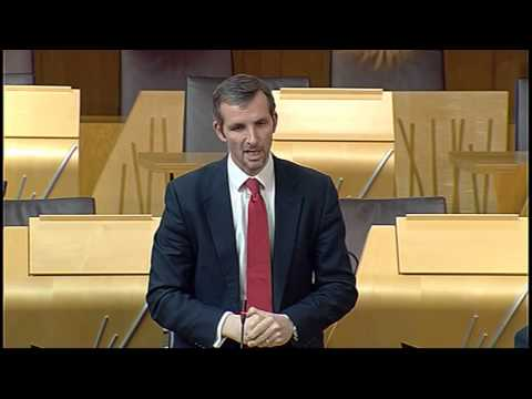 Topical Questions - Scottish Parliament: 18th March 2014