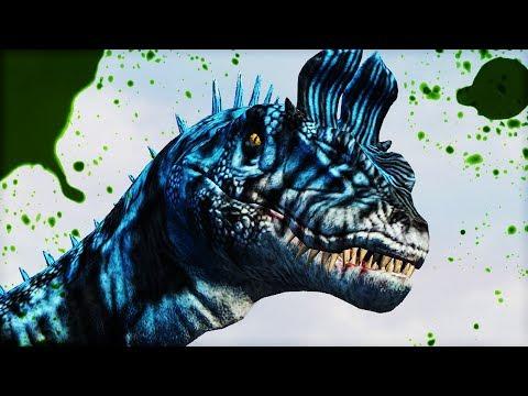 Primal Carnage: Extinction | CRYOLOPHOSAURUS SNIPE ATTACK!