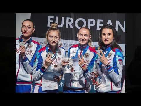 Победительница чемпионата мира по фехтованию делится впечатлением о технологиях Гаряева