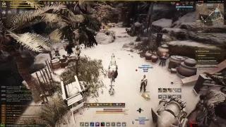 Развиваемся в  Black Desert Online [58 Kunoichi]