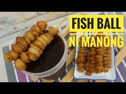 Fish Balls | Fish Ball Sauce (Street Food Style)