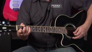 Christian Guitar Chords: How Great Is Our God