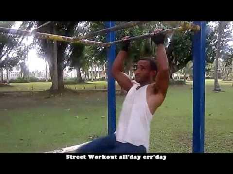 street workout fiji-thurston garden