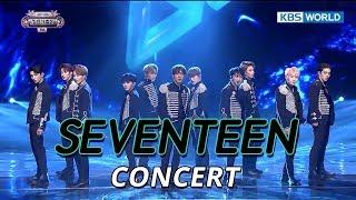 Download SEVENTEEN's CONCERT | 세븐틴 콘서트 [SUB: ENG/CHN/2017 KBS Song Festival(가요대축제)]