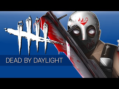 Dead By Daylight - Ep. 15 (CUSTOM INGAME ITEMS!) Delirious' Killer Mask!