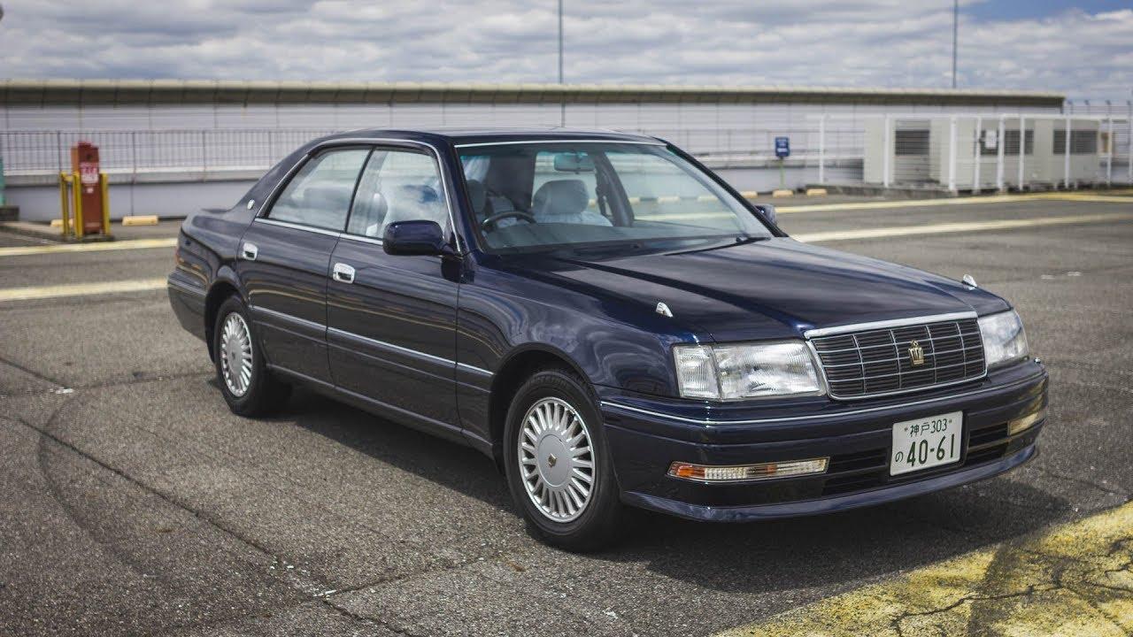 Kekurangan Toyota Crown 1995 Spesifikasi