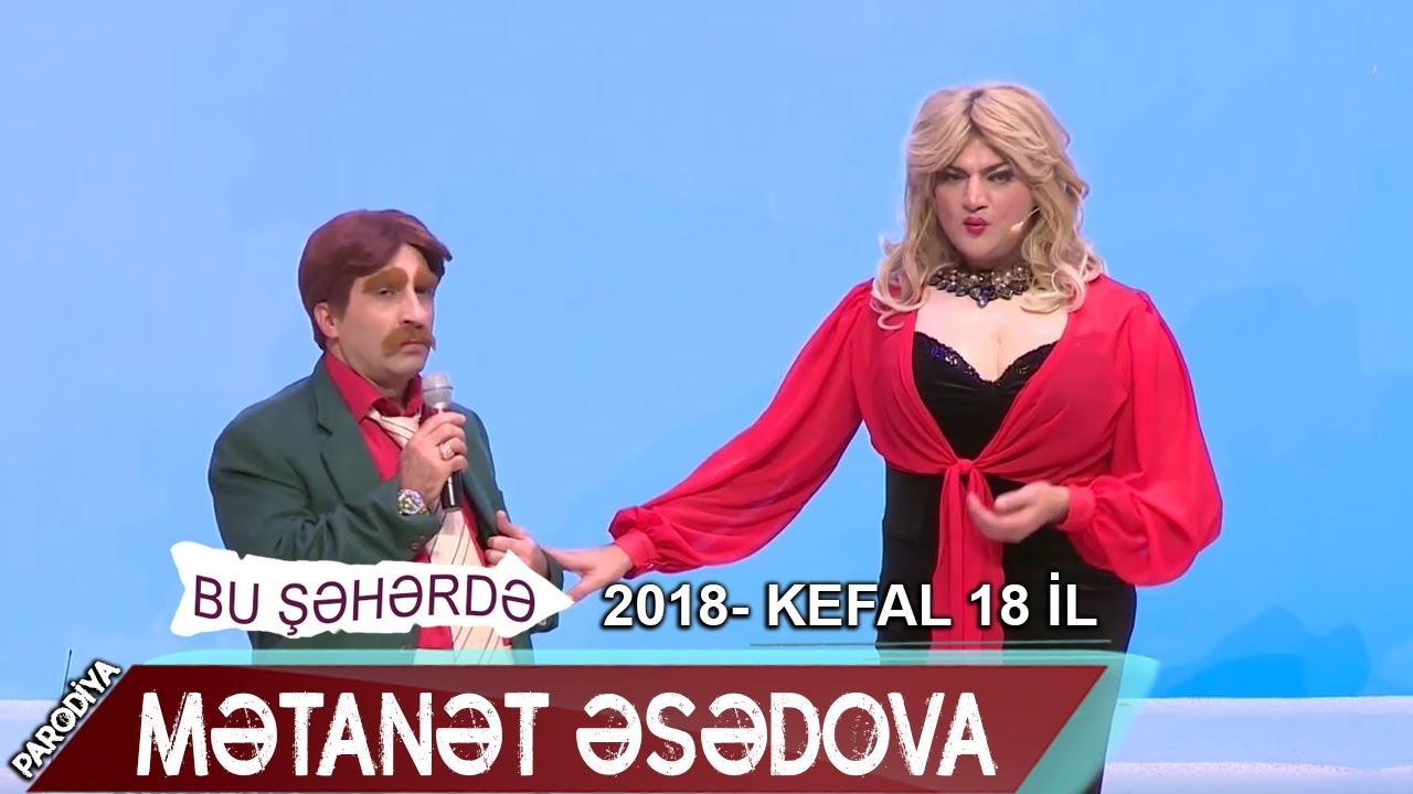Bu Şeherde - Mətanət Əsədova Toyda (KefAl konserti, 2018)