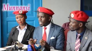 JOEL SENYONYI OMWOGEZI WA PEOPLE POWER EYALEKULIDDE NTV ATANDISE EMILIMUGYE MUBUTONGOLE thumbnail