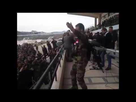 Syria, Latakia, Syrian Arab Army - New Volunteer Brigade @ Banias