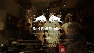 Boston Bun Boiler Room DJ Set At Red Bull Studios Paris