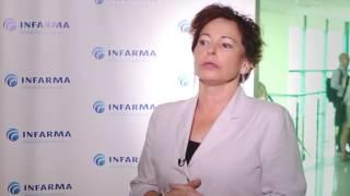 """dr Teresa Brodniewicz - """"Badania kliniczne – dialog dla przyszłości"""" Konferencja 31.05.2016"""