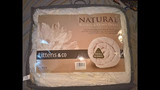 White Goose Feather And Down Duvet Quilt Review