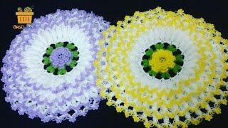 Lahana lif modeli yapımı yapılışı ** How to make knitting flower ?