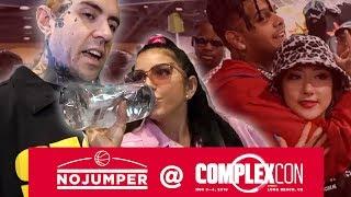 No Jumper @ Complex Con: Smokepurpp, Cam Girl, Lena The Plug & More