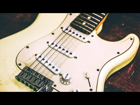 Nasty Blues Rock Guitar Backing Track Jam in E Minor