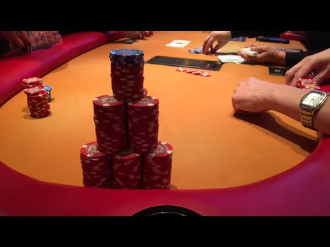 Cash game at Run It Up Reno!
