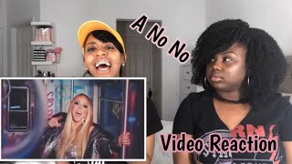Mariah Carey - A No No (Official Music Video) REACTION!