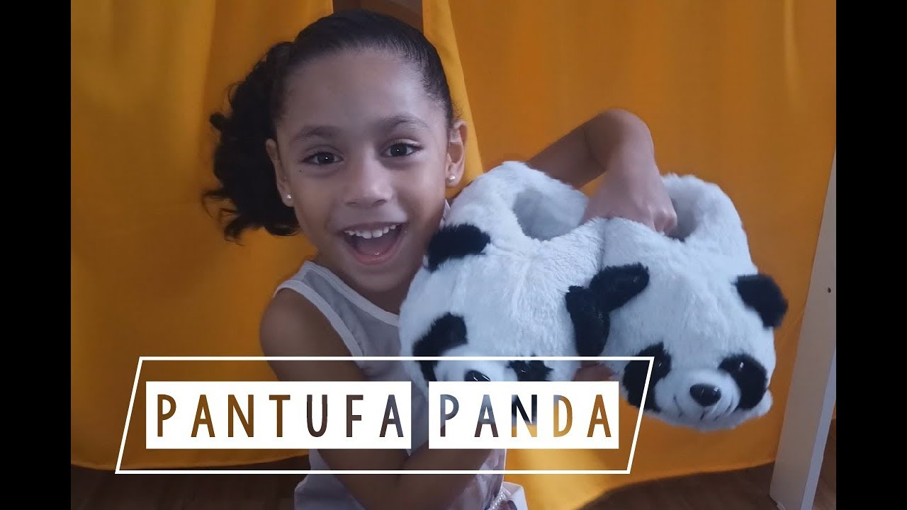 PANTUFA PANDA!!! - YouTube