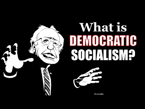 What is Democratic Socialism? (Democratic Socialism / Fabian Socialism / Social Democracy)