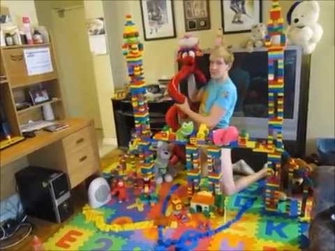 Adult Baby Boy's Lego Adventure!!!