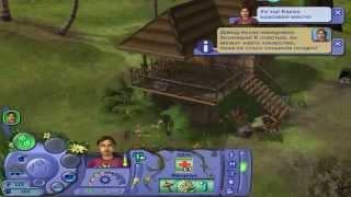 Глава 5 - Волшебный глаз - Sims 2
