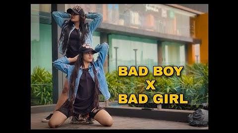 Badshah - Bad Boy x Bad Girl | Mrunal Thakur | Nikhita Gandhi | Dance Cover | Eminent Dance Academy