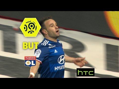 But Mathieu VALBUENA (65') / AS Monaco - Olympique Lyonnais (1-3) -  / 2016-17