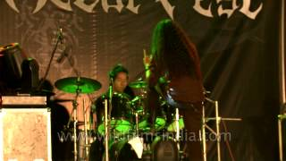 Dumb-found Death: Azure Delusion at Kohima Metal Fest