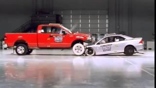 Лучшие краш тесты 201, форд против хонды