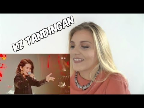 """VOCAL COACH REACTS TO KZ Tandingan 《Rolling in the Deep》 """"Singer 2018"""""""