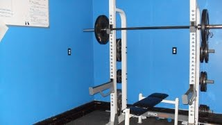 How To: Build Your Garage Gym