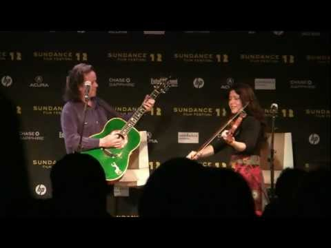 "Donovan Live 2012- ""Mellow Yellow"" (720p HD) at the Sundance Film Festival January 26, 2012"