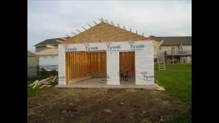 Building A 20'x20' Garage