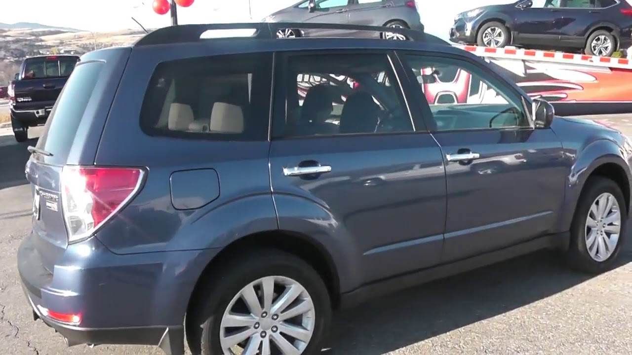 All Types 2011 forester : 2011 SUBARU FORESTER 2.5 TOURING SPORT - YouTube