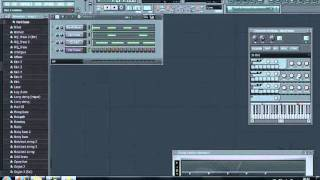Video aula - como criar uma base no FL Studio ( By:DJ TOPET )