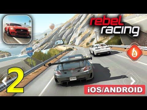 Rebel Racing - Android / IOS Gameplay - #2
