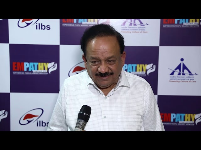 Dr Harsh Vardhan at Empathy Conclave 2019 Part III