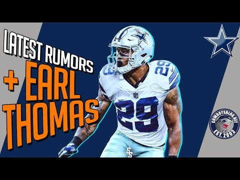 815501d6e4d Latest Dallas Cowboys NFL Draft Rumors and Earl Thomas Plan - YouTube