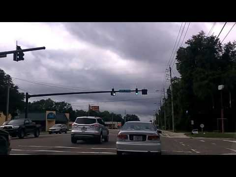 Driving Around Westside Jacksonville Florida 36 minutes